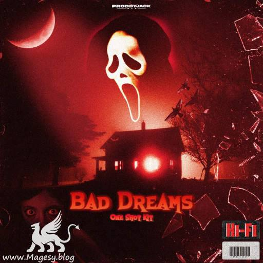 Bad Dreams One Shot Pack WAV
