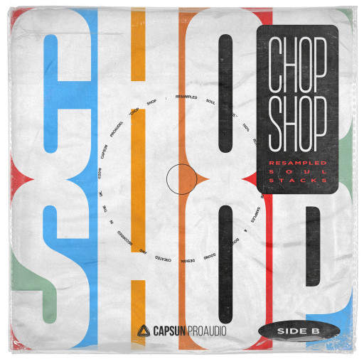 Chop Shop: Resampled Soul Stacks WAV