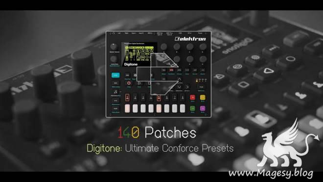 Ultimate Conforce Presets for DiGiTONE SYX-DECiBEL