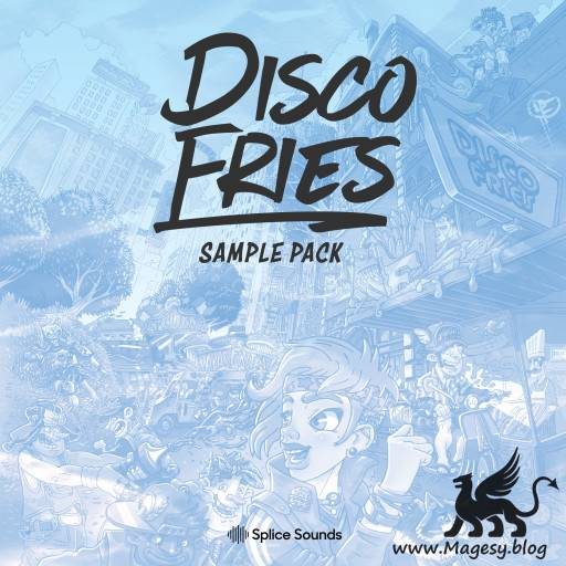 Disco Fries Sample Pack WAV