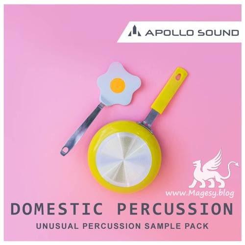Domestic Percussion MULTiFORMAT