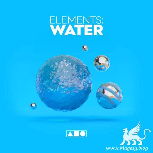 Elements: Water Percussion Sample Pack WAV