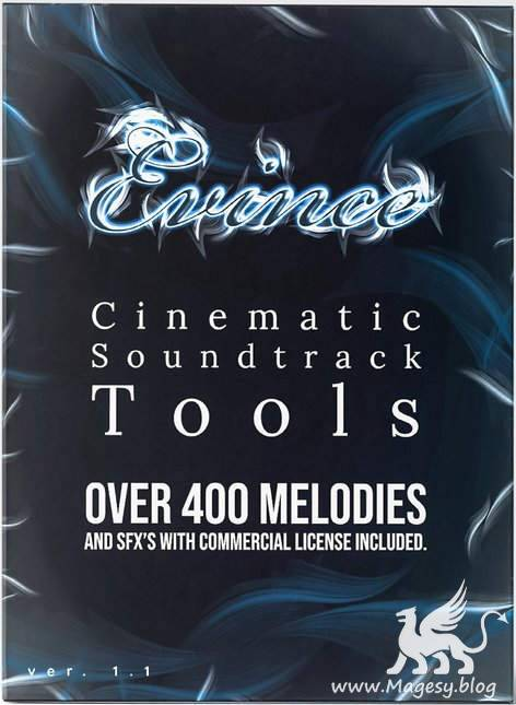 Evince: Cinematic Soundtrack Tools WAV (FULL)