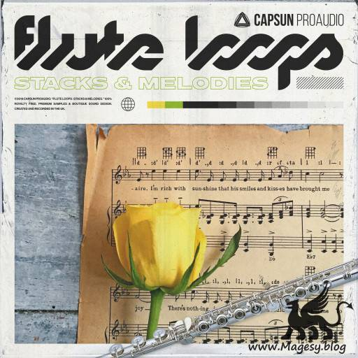 Flute Loops: Stacks And Melodies WAV