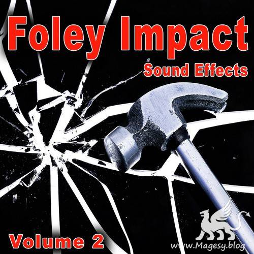 Foley Impact Sound Effects Vol.2 FLAC