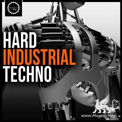 Hard Industrial Techno WAV