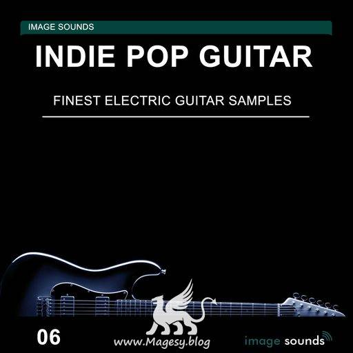 Indie Pop Guitar 06 WAV