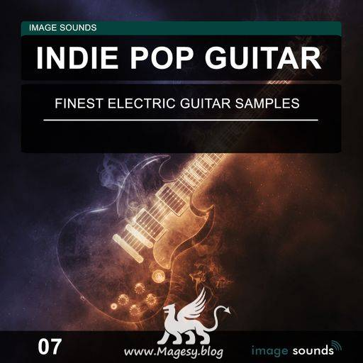 Indie Pop Guitar 07 WAV