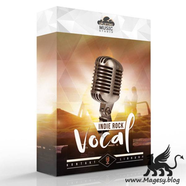 Indie Rock Vocal KONTAKT