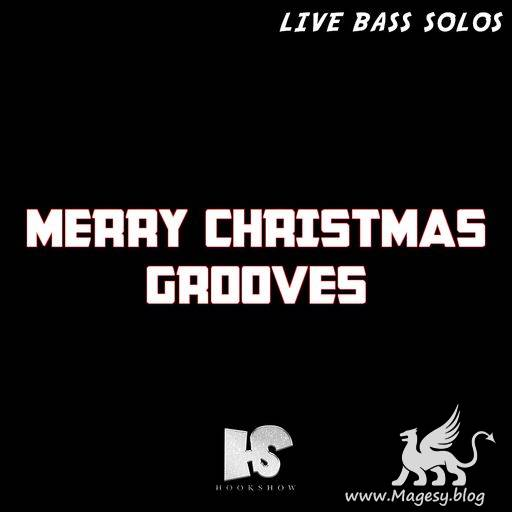 Merry Christmas Grooves: Live Bass Solos WAV