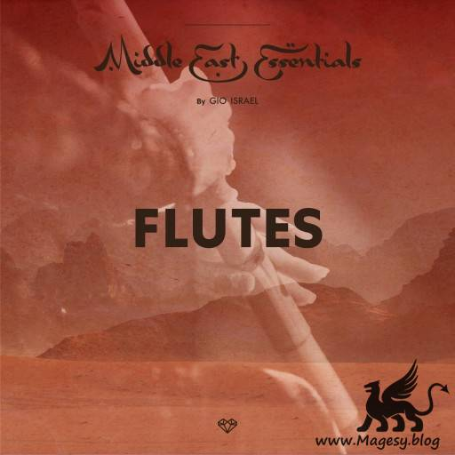 Middle East Essentials: Flutes WAV