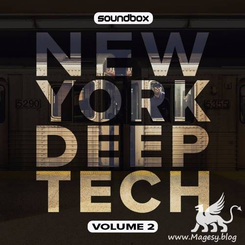 New York Deep Tech Vol.2 WAV