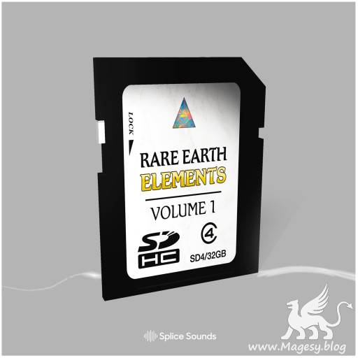 Rare Earth Elements Vol.1 WAV