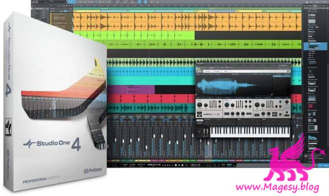 Studio One 4 Professional v4.6.2 WiN v4.5.1 MAC-R2R