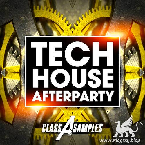 Tech House Afterparty WAV