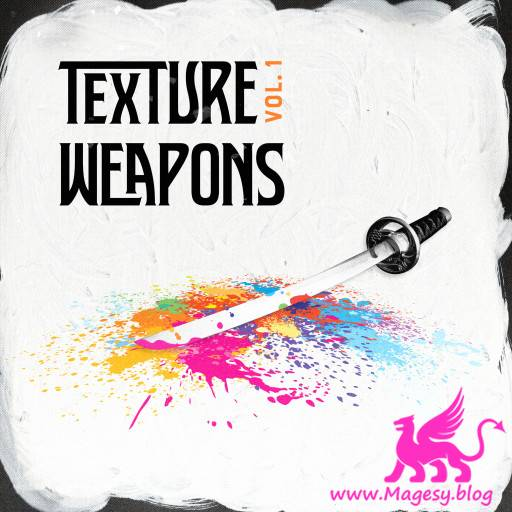 Texture Weapons Vol.1 WAV