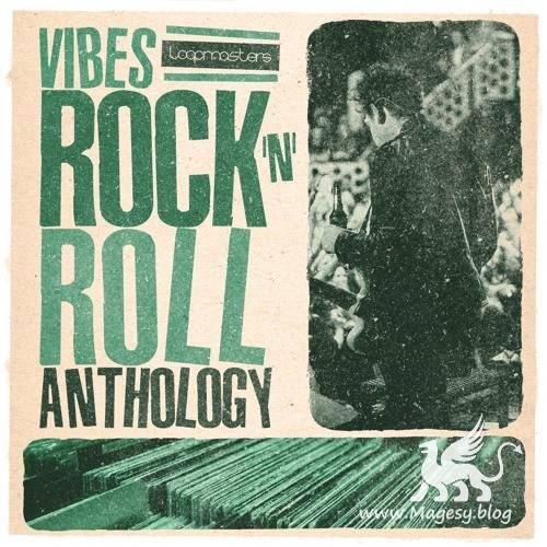 VIBES Vol.6: Rock and Roll Anthology WAV REX