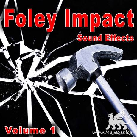 Foley Impact Sound Effects Vol.1 FLAC
