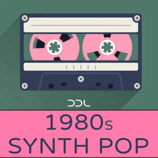 1980s Synth Pop WAV MiDi-DiSCOVER