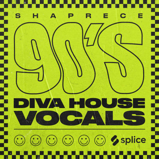 90s Diva House Vocals WAV