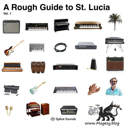 A Rough Guide to St. Lucia Vol.1 WAV-FLARE