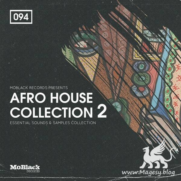 Afro House Collection 2 WAV REX-DECiBEL