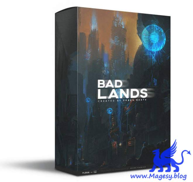 Beatz Badlands WAV MiDi SYLENTH1