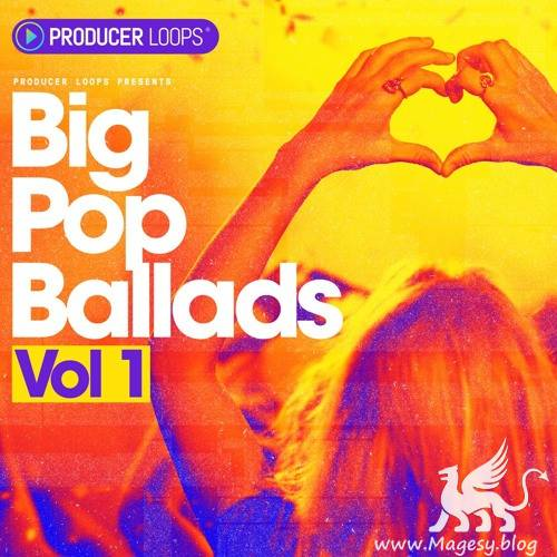 Big Pop Ballads Vol.1 MULTiFORMAT
