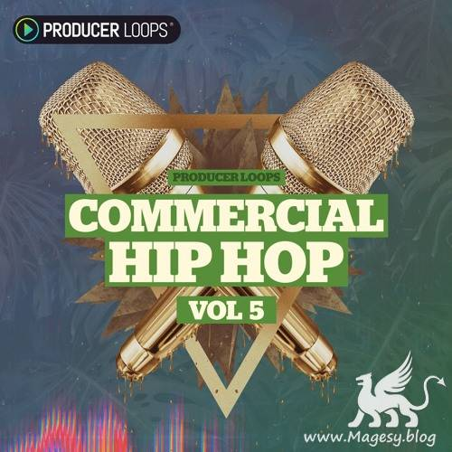Commercial Hip Hop Vol.5 MULTiFORMAT