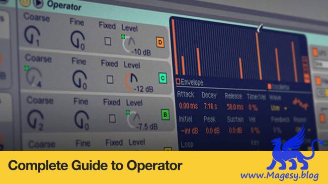 Complete Guide to Operator TUTORiAL