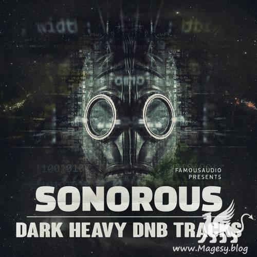 Dark Heavy DnB Tracks KONTAKT