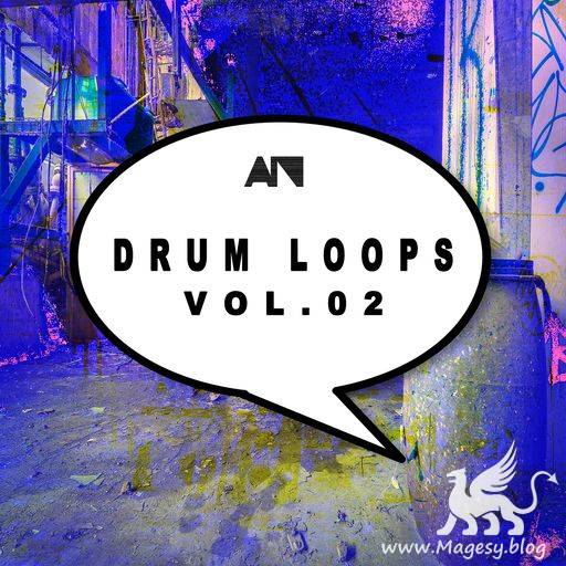Drum Loops Vol.02 WAV