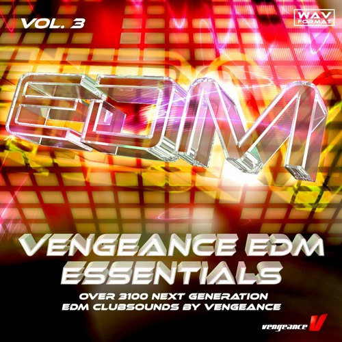 EDM Essentials Vol.3 WAV-HOANGBAO