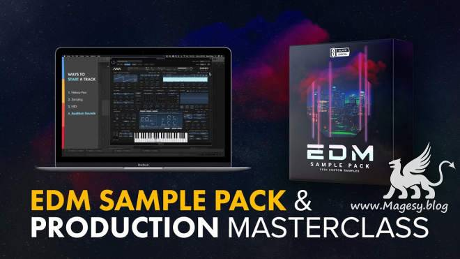 EDM Production MASTERCLASS