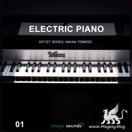 Electric Piano 01 WAV-DiSCOVER