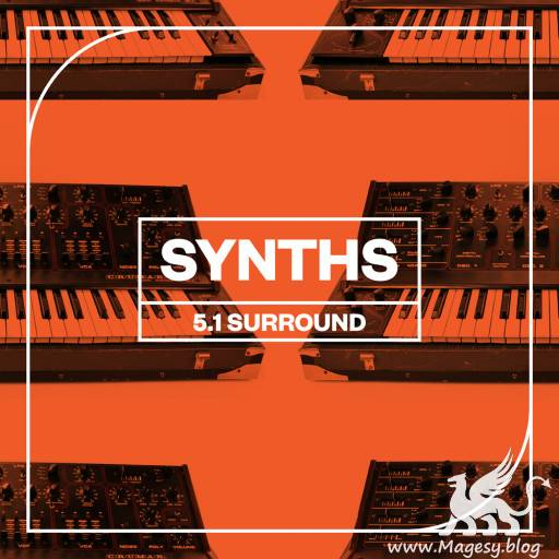FX Synths 5.1 Surround WAV