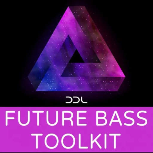 Future Bass Toolkit WAV MiDi-DiSCOVER
