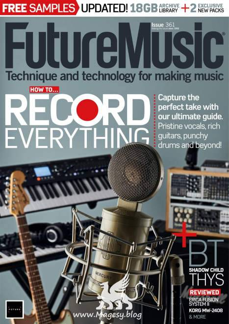 Future Music 361 DVD CONTENT