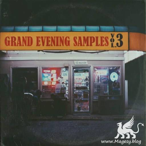 Grand Evening Samples Vol.3 WAV