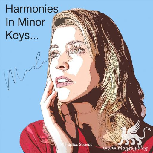 Harmonies in Minor Keys WAV-FLARE