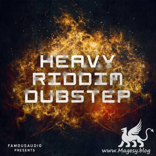 Heavy Riddim Dubstep WAV