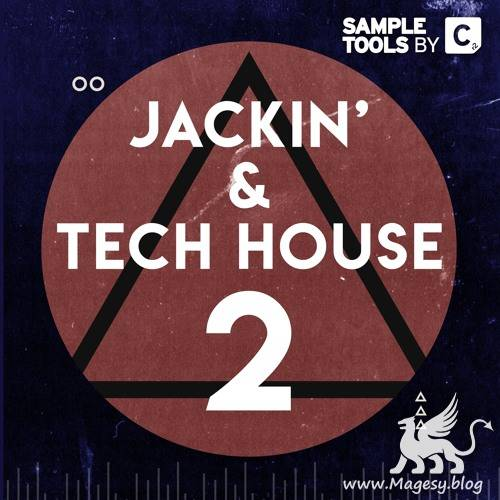 Jackin and Tech House 2 WAV SYLENTH1