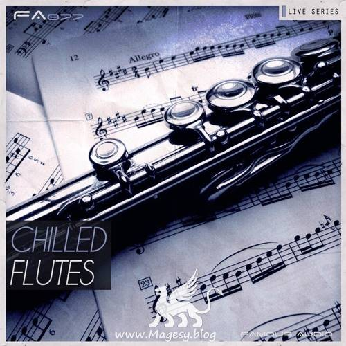 Live Series: Chilled Flutes WAV