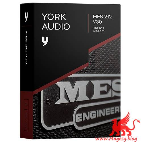 MES 212 V30 v1.01 IR Impulse Responses