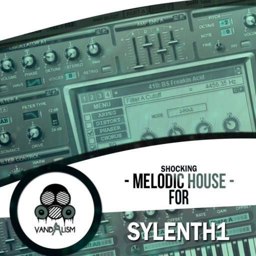 Melodic House For SYLENTH1-DiSCOVER