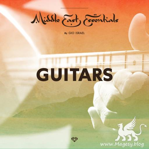 Middle East Essentials: Guitars WAV