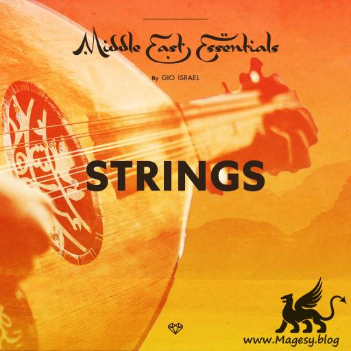 Middle East Essentials: Strings MULTiFORMAT