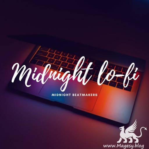 Midnight Lo-Fi Beats WAV-FLARE