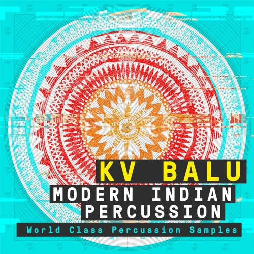 Modern Indian Percussion MULTiFORMAT
