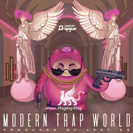 Modern Trap World WAV-FLARE